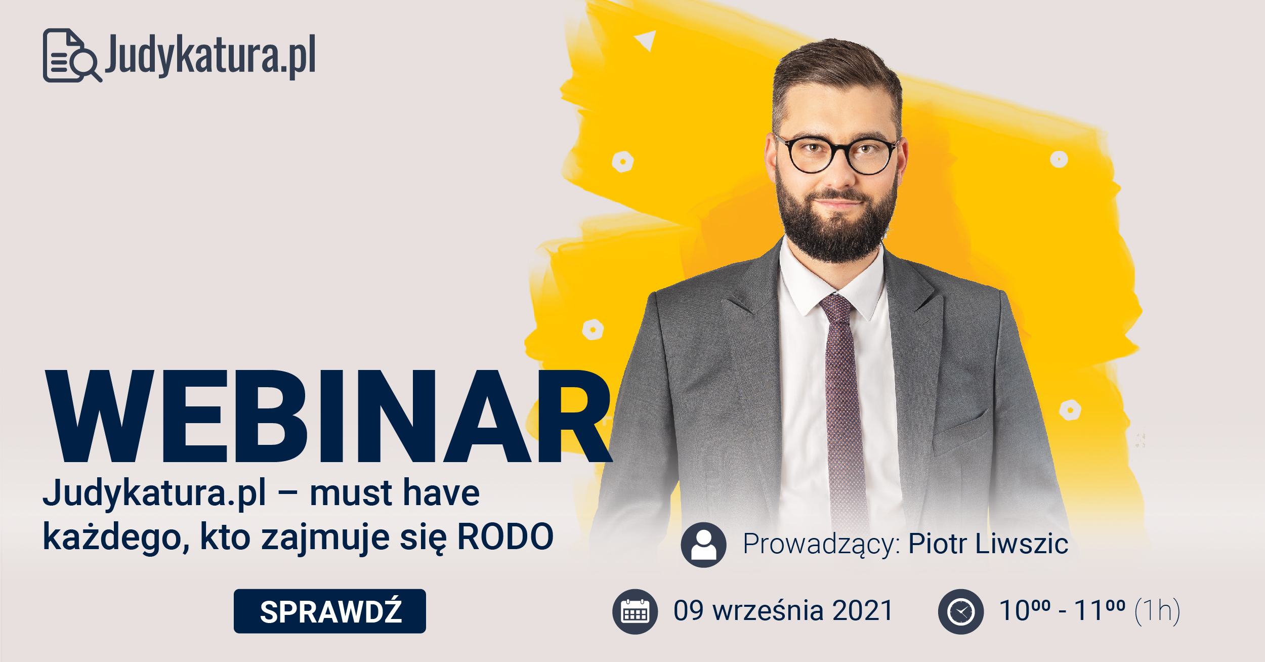Judykatura.pl – must have każdego, kto zajmuje się RODO